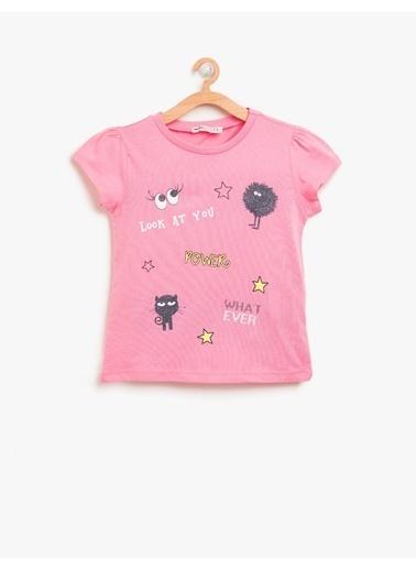 Tişört-Koton Kids